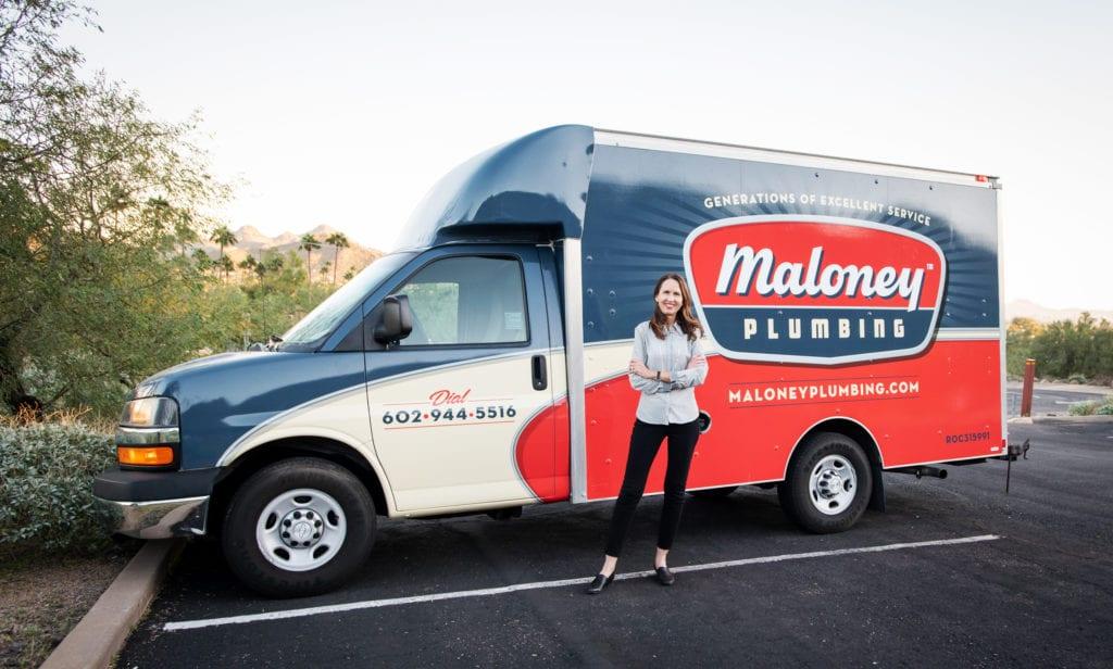 Kitty Maloney truck