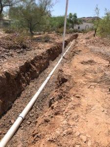 Phoenix plumbing main sewer line